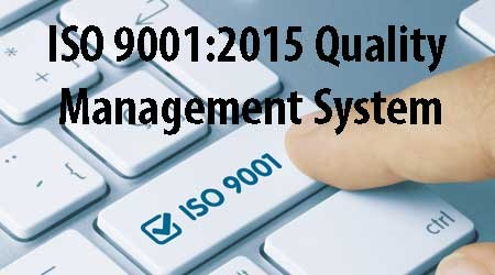 Iso 9001 Certification Quality Management System Within Budget